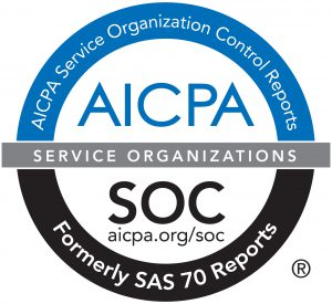 SOC 1 Compliance Logo